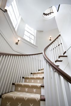 Main House - traditional - staircase - charleston - A. Tate Hilliard, Architect/Builder