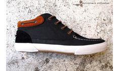 Boat boot // #Pointer Taylor mens #sneakers @ Matières à réflexion