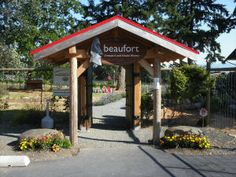 Beaufort Vineyard & Estate Winery. 1st in the Comox Valley! Crafters of International Award Winning Wines! Wine shop, tasting room, picnic area, & tours...