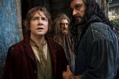 See 27 minutes of The Hobbit The Desolation of Smaug extended scenes, featuring extra time in Lake-town and Mirkwood, additional Thorin flashbacks and more.