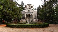 La chiesetta di Villa Revoltella