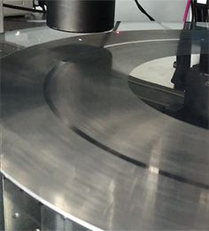 aluminum disc video - IRENE seeing sound blog