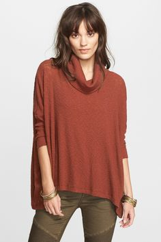 'World Traveler' Pullover by Free People on @nordstrom_rack