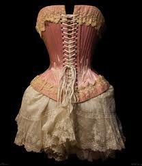 Victorian Corset/could you imagine