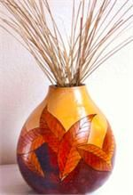 Introductory Gourd Art Class, February 1st, 2014 at the Welburn Gourd Farm in Fallbrook, CA