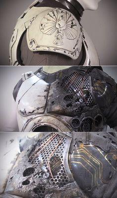 Jaegar Suit