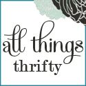 All things thrifty - furniture refinishing tutorials, before & afters, etc
