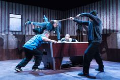 othello frantic assembly - Google Search