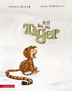 Produktcover: Ich bin ein Tiger (9783219116946)