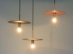 FLYMEe FactoryPlate pendant lamp/フライミーファクトリープレート ペンダントランプ(ブロンズ)_3