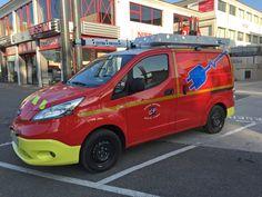 Technamm conçoit un Nissan e-NV200 dédié aux petites interventions et aux premiers secours - via www.nissan-couriant.fr