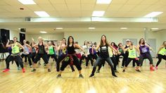 "Bruno Mars ""Runaway Baby"" dance fitness video by REFIT® Revolution"
