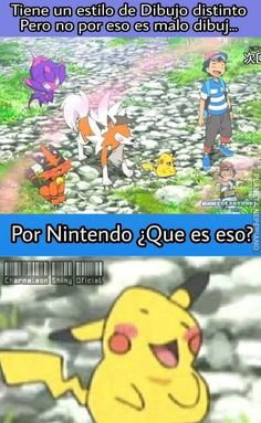 No se que decir xD O Pokemon, Pokemon Memes, Memes Estúpidos, Best Memes, Funny Photos, Funny Images, Pikachu Funny, Single Sein, Inu Yasha