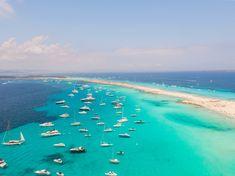 Ibiza, Formentera Spain, Great Love, Beautiful Islands, Strand, Paradise, River, Vacation, World