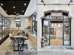 Mahash Nail & Beauty Bar by Reis Design, Barcelona – Spain » Retail Design Blog