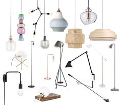 Interior Inspiration: Lamps - bekleidet - fashionblog / travelblog Germany