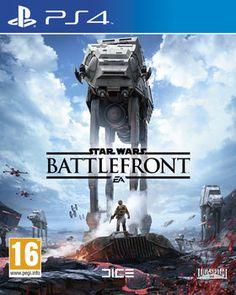 Star Wars: Battlefront devrait ravir les fans de la saga en possession d'une PS4, Xbox One ou d'un PC.