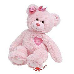 Pink bear.