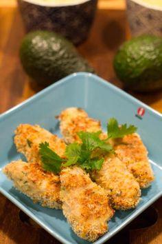 Helpot ja herkulliset kananugetit valmistat broilerinjauhelihasta