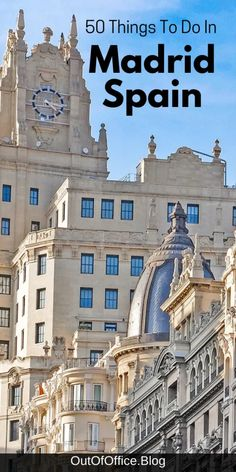 plazas, fountains, world class museums and the best churros and chocolate. plan the perfect visit with thses 50 things to do Madrid Spain Madrid Attractions, Stuff To Do, Things To Do, Madrid Travel, Travel Around Europe, Backpacking Europe, Andalucia, Ultimate Travel, Churros