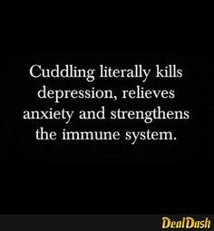 No wonder we never get sick :p