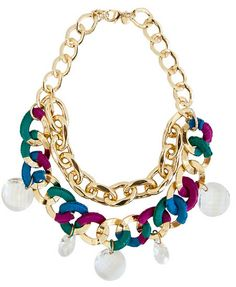 Statement Necklace DIY, jewelry DIY  http://tech.beads.us/details-Statement-Necklace-2654.html?Utm_rid=194581