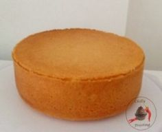 Italian Sponge Cake (Pan di Spagna) - Chilly Frosting