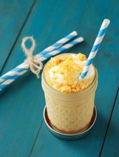 DIY: Turn Your Favorite Cereals Into Delicious Milkshakes