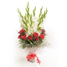 contemporary presentation bouquet - Google Search