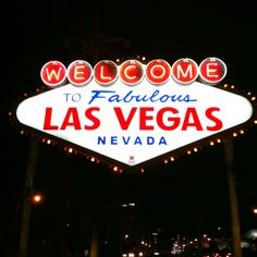 Las Vagas...I will b able too take this off my bucket list in March Woohoo!!!
