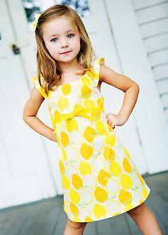 lemons dress