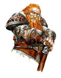 "Luegan Hammerfist, chief of the Hammerfist Clan of ""Orsiah"""