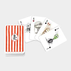 Tim Burton Playing Cards | 33 Unexpected Gifts For Everyone In Your Life
