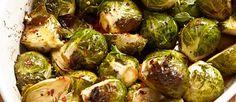 Kikkoman Recipe : Brined Brussels Sprouts