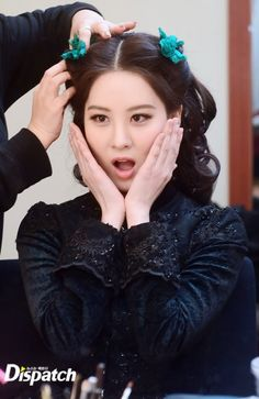 Girls' Generation - Seohyun in Gone With The Wind musical.