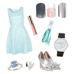 """Jamberry - Guess the Disney Princess"" by jemma-miller on Polyvore featuring art"