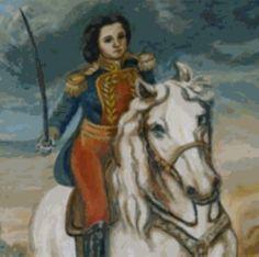 MAnuela Saenz Homework, Painting, Gran Colombia, Illustrations, Drawings, Art, Painting Art, Paintings, Painted Canvas
