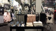 Merchandising and styling SP14' Nu Luxe Newlook Meadowhall