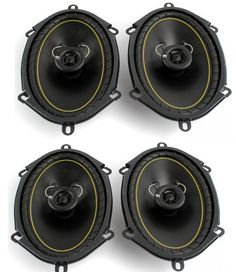 "2 Pairs KICKER DS68 6x8"" 2-Way Coaxial Car Audio Speakers 280 Watts Total 11DS68 - http://www.caraccessoriesonlinemarket.com/2-pairs-kicker-ds68-6x8-2-way-coaxial-car-audio-speakers-280-watts-total-11ds68/  #11DS68, #2WAY, #AUDIO, #Coaxial, #DS68, #KICKER, #Pairs, #Speakers, #Total, #Watts #Car-Speakers, #Electronics"