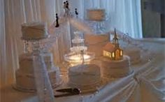 bridge wedding cakes with fountains  I love bridge cakes for some reason they are just so sweet