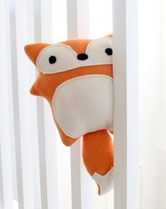 (9) Name: 'Sewing : Woodland Fox Plush Toy Pattern