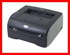 BROTHER HL-2070N Printer w/ NEW Toner & NEW Drum - Totally CLEAN! - REFURB !!!