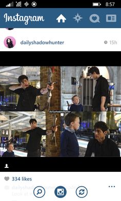 Finally Max is seen in Shadowhunters