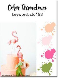 Color Throwdown #498