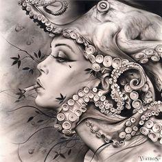 Brian M. Viveros |  Octopussy lll