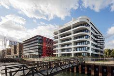 The White   Tchoban Voss Architekten   Archinect
