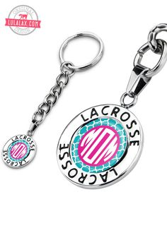 Such cute keychains and jewelry for your awesome Lax Mom! Lacrosse Mother's Day Gifts from LuLaLax.com!