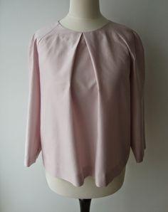 Sewionista: Eine schnelle Bluse für zwischendurch A quick and easy blouse