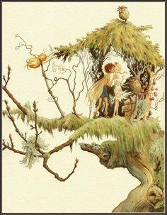 Lauren Mills and Dennis Nolan, Fairy Wings