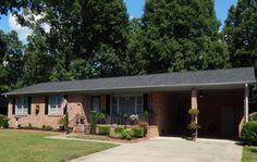 203 Portsmouth Drive Greenville, SC 29617 by Jackie Joy via slideshare #furman #homes #greenvillesc #realestate
